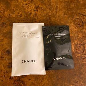 Chanel mascara and lash primer set